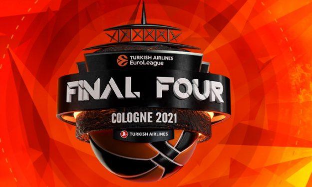 """Официјално потврдено: """"Фајнал-фор"""" турнирот на Евролигата во 2021, ќе се игра во Келн"""