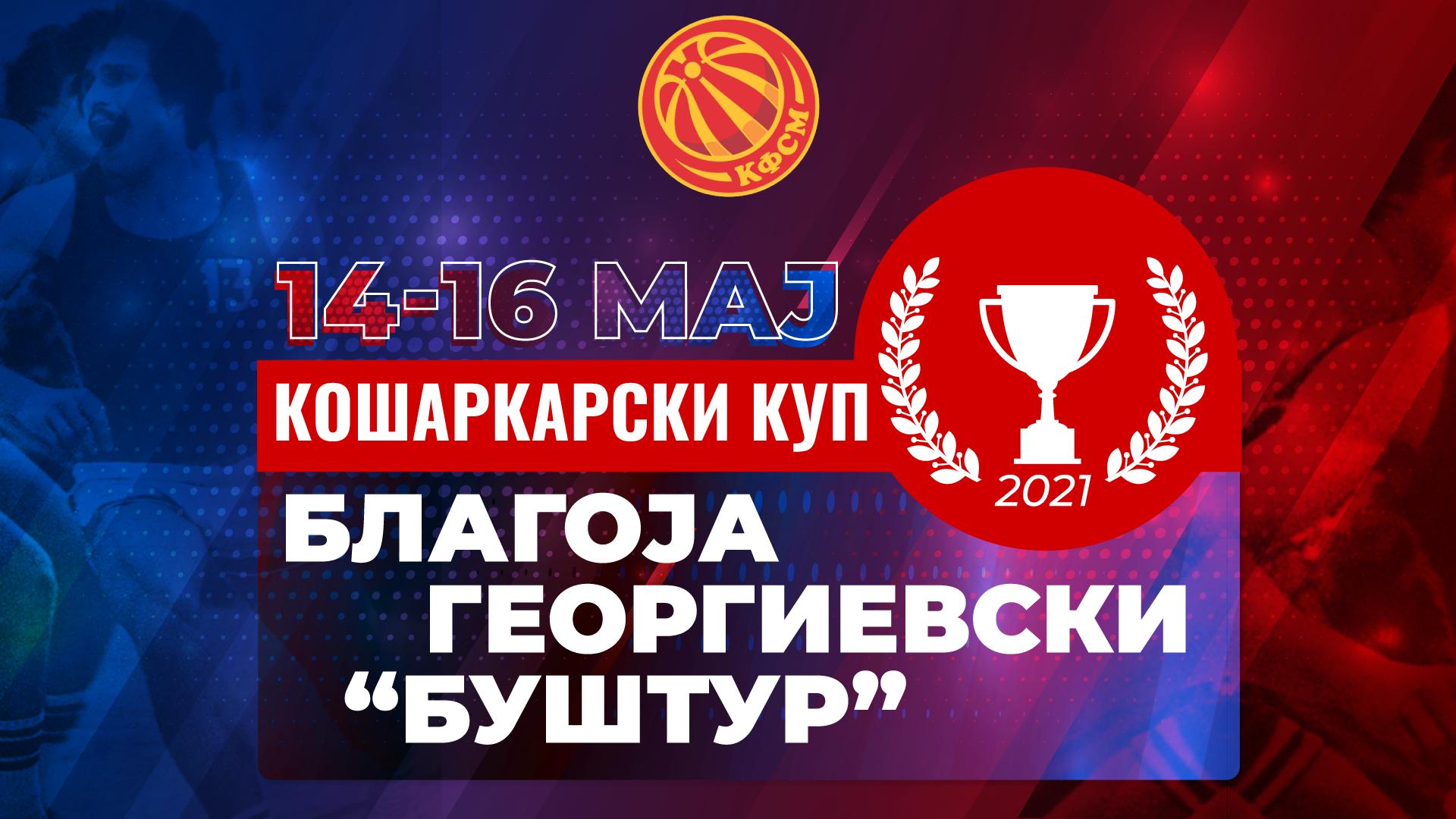 КФСМ ќе биде организатор на завршните турнири од кошаркарскиот Куп