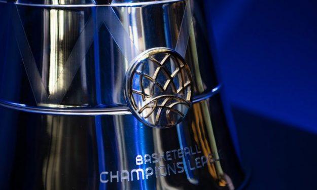 Формирани четвртфиналните двојки во ФИБА Лигата на Шампионите