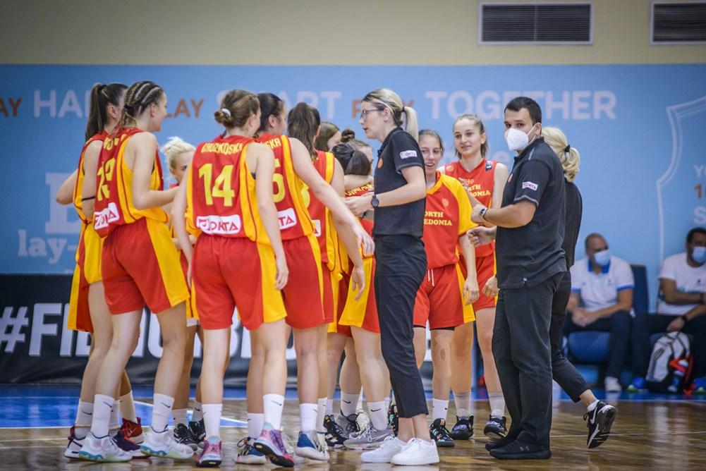 """Јелена Антиќ по """"Челенџерот"""" во Софија:""""Драго ми е за оваа група на девојки кои ги краси упорност и желба"""""""