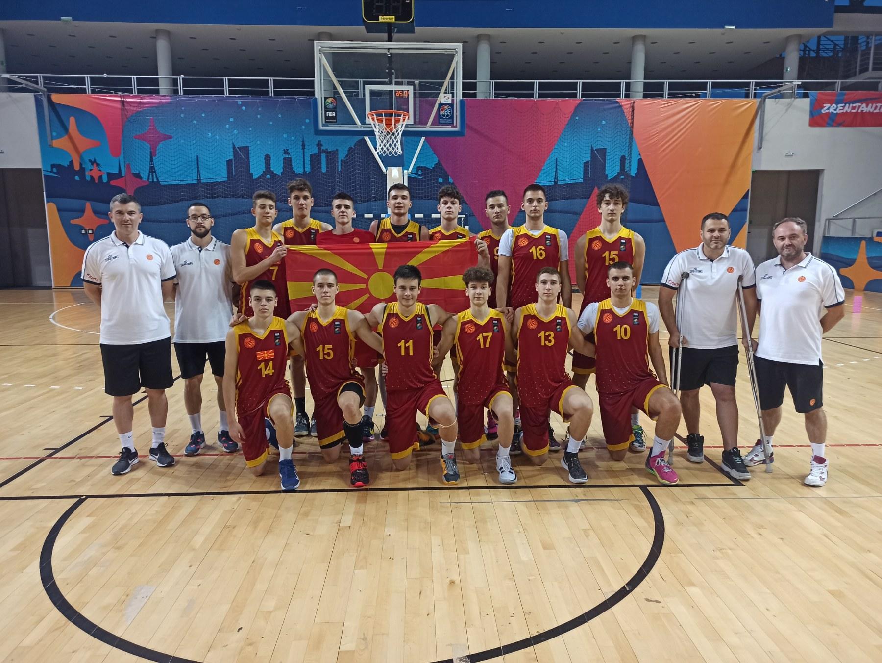 """Селекторот Василев ги одбра најдобрите 12 кошаркари за скопскиот """"Челенџер"""""""