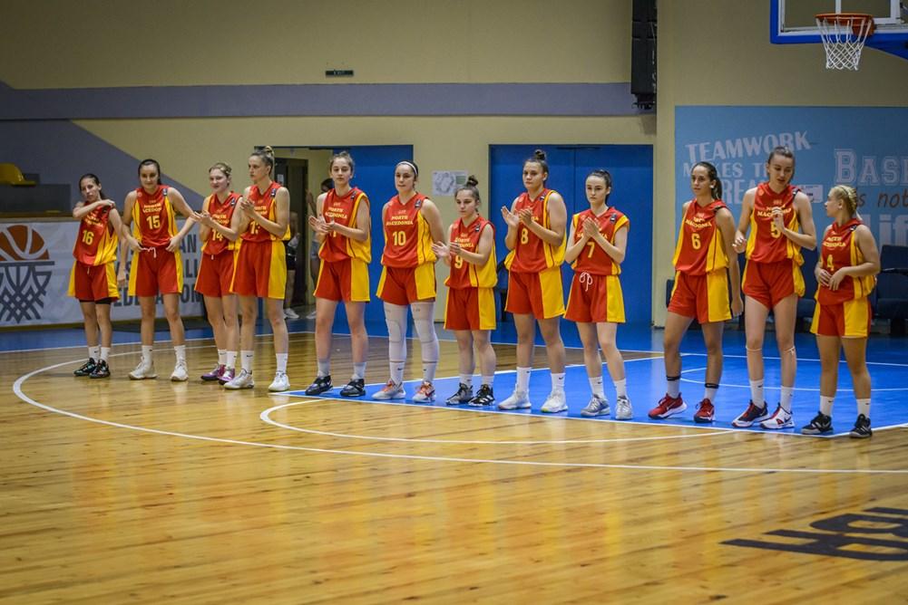 """ФИБА """"ЧЕЛЕНЏЕР""""-""""ПОД 18""""-ЖЕНИ: Втора победа за нашите храбри, за нашите квалитетни јуниорки"""