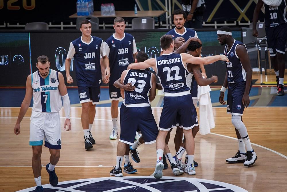 ФИБА ЛИГА НА ШАМПИОНИ: Бургос и Дижон први во полуфинале