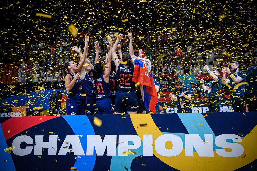 ЕВРОБАСКЕТ-ЖЕНИ: Србија е новиот европски шампион!