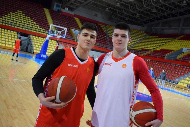 Андреј Јакимовски почнува со тренинзи