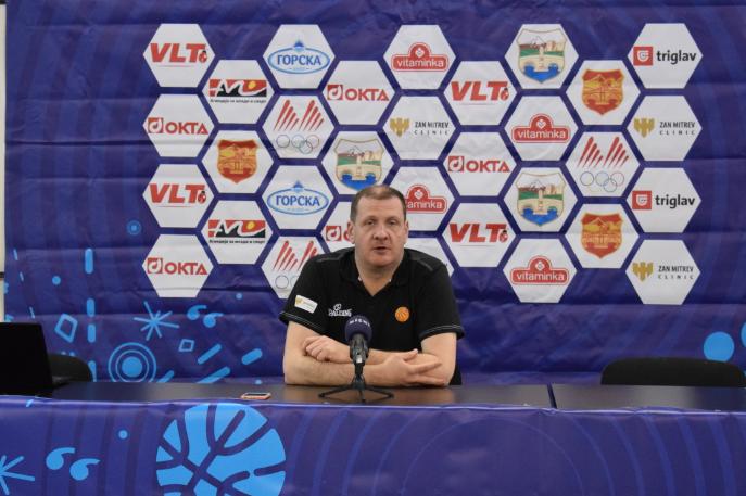 """Александар Тодоров пред почетокот на квалификациите: """"Нè чека најтешкиот дел, верувам дека можеме да дојдеме до посакуваната цел""""! (ВИДЕО)"""