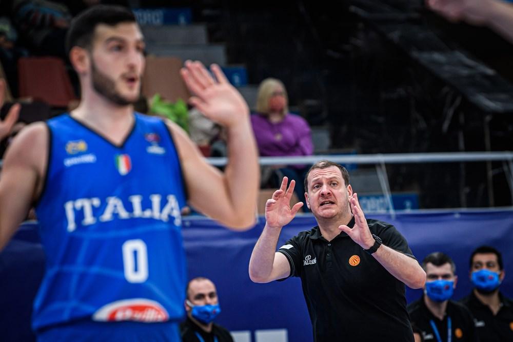 """Александар Тодоров по средбата со Италија:""""Ова е група која како тим има светла иднина и група на која сум исклучително горд"""""""