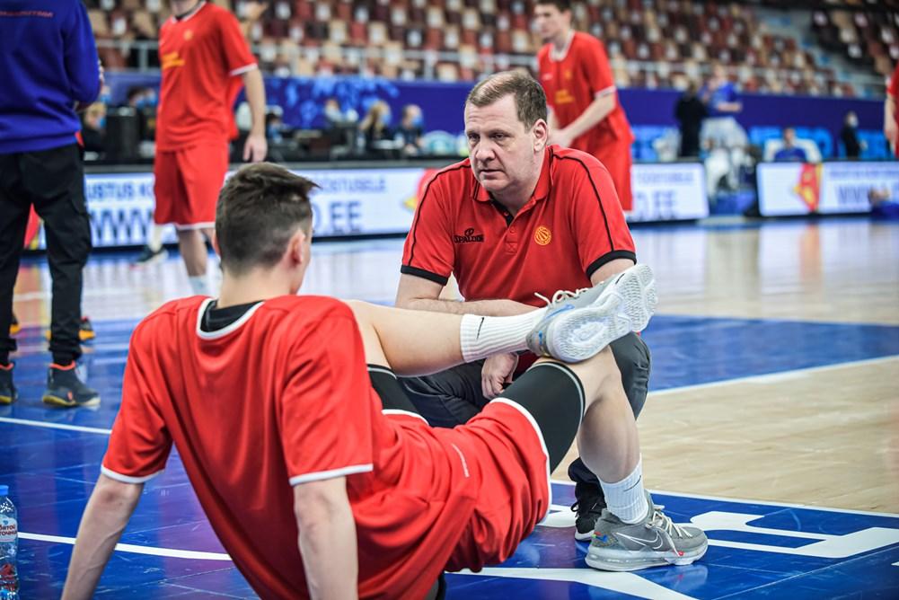 """Александар Тодоров по победата над Естонија: """"Ние сме тие кои со две победи не одиме на ЕП"""""""