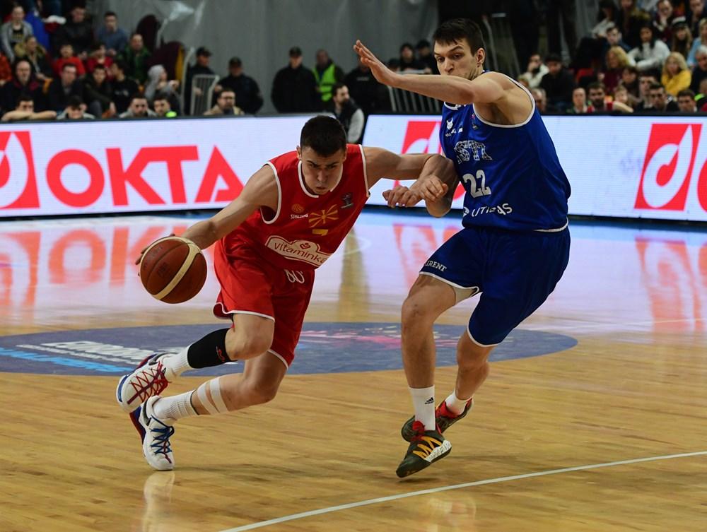 МЕДИЦИНСКА ПРЕПОРАКА: Ненад Димитријевиќ да не патува, и да не игра во Талин