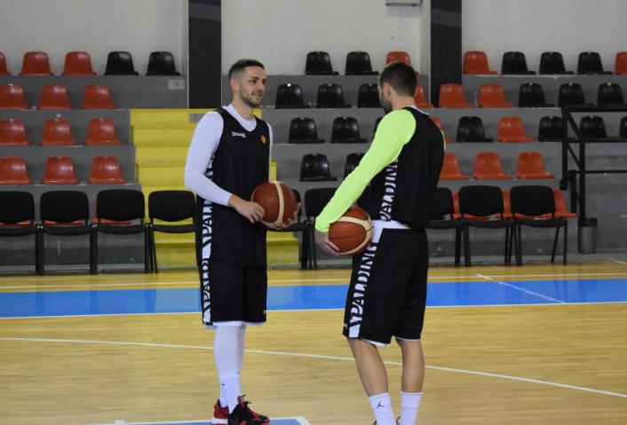 """Виктор Ефремовски ја чека својата шанса: """"Да ги добиеме двата натпревари во Талин, тоа се моите желби"""""""