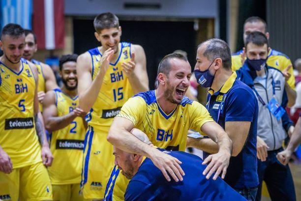 Квалификации за ЕП: Слави Босна, на Евробаскетот и Грција