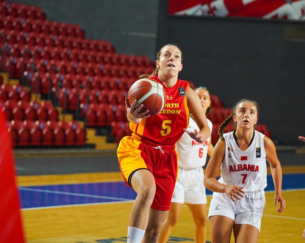 """Михаела Алексовска – МВП на """"челенџерот"""" во Тбилиси: """" Секогаш играм со срце, тоа е она што ме одликува како играч"""""""