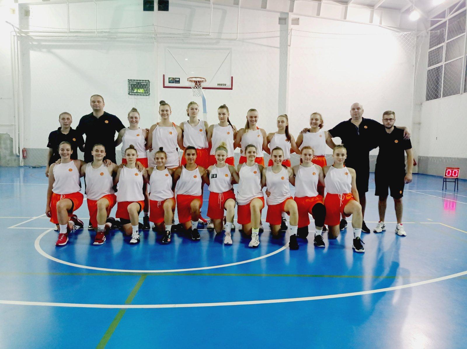 Победа на кадетките против Бугарија