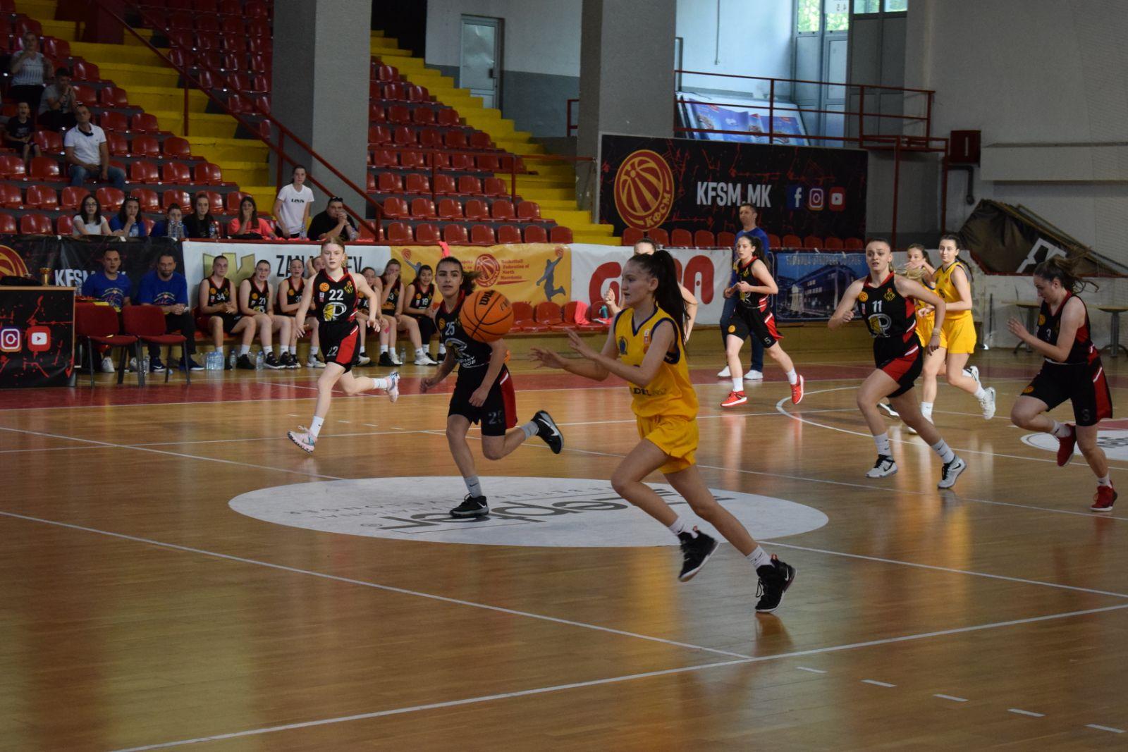 МЛАДИНСКИ ЛИГИ: Струга 2009 и Бадел 1862 ќе се борат за титулата во женската јуниорска лига