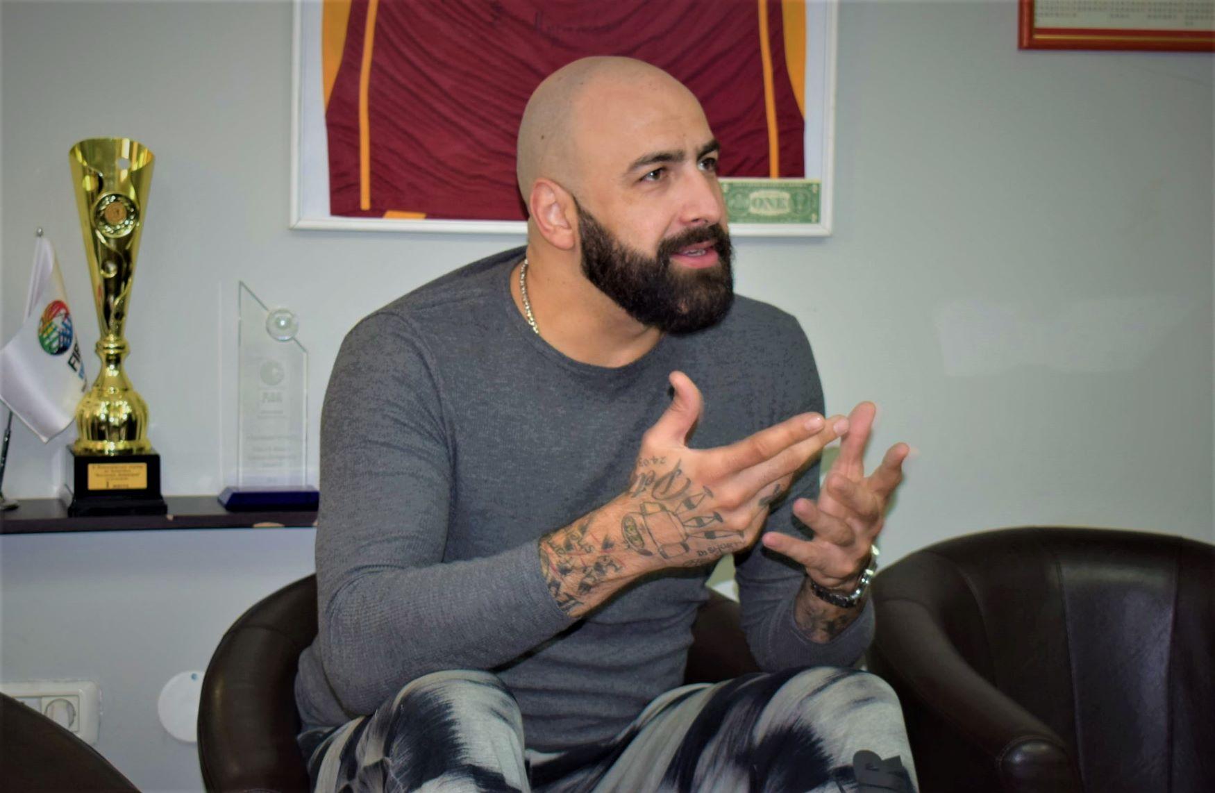 Претседателот на КФСМ, Перо Антиќ, за актуелниот момент во македонската кошарка