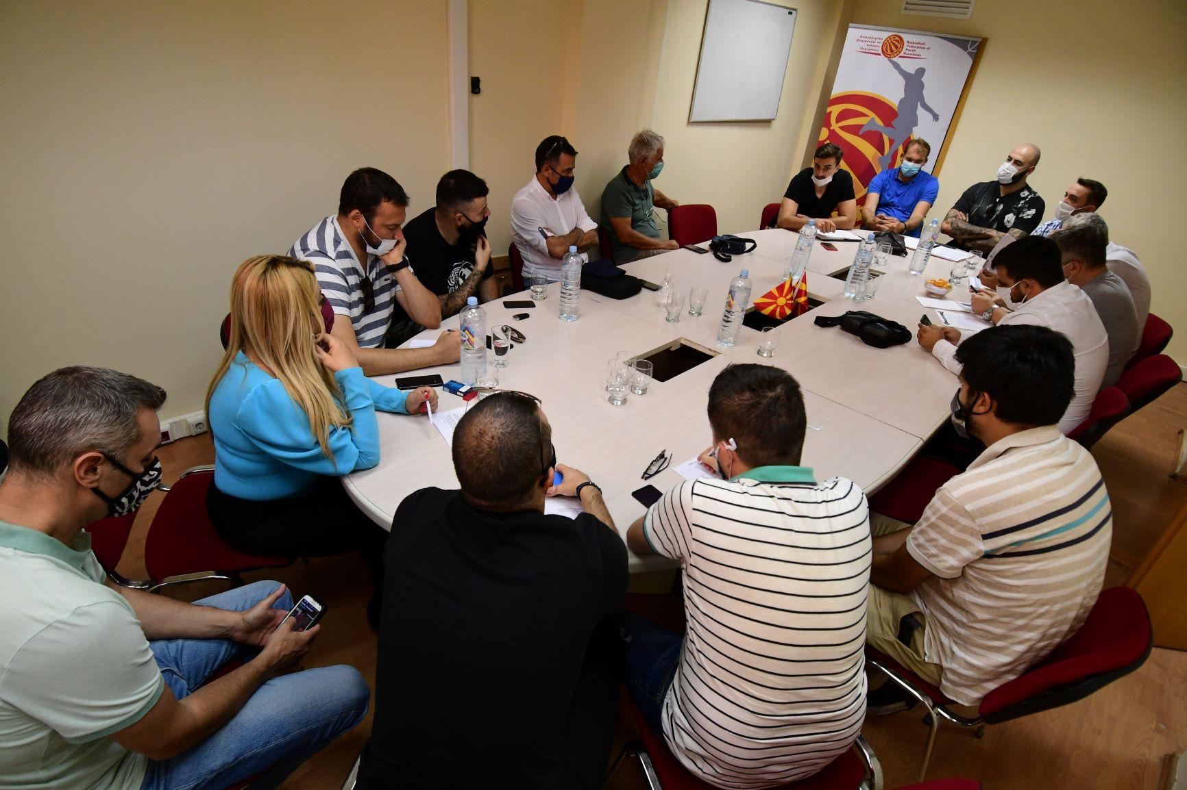 Здружение на Прва лига-мажи: Првенството ќе почне на 3.октомври
