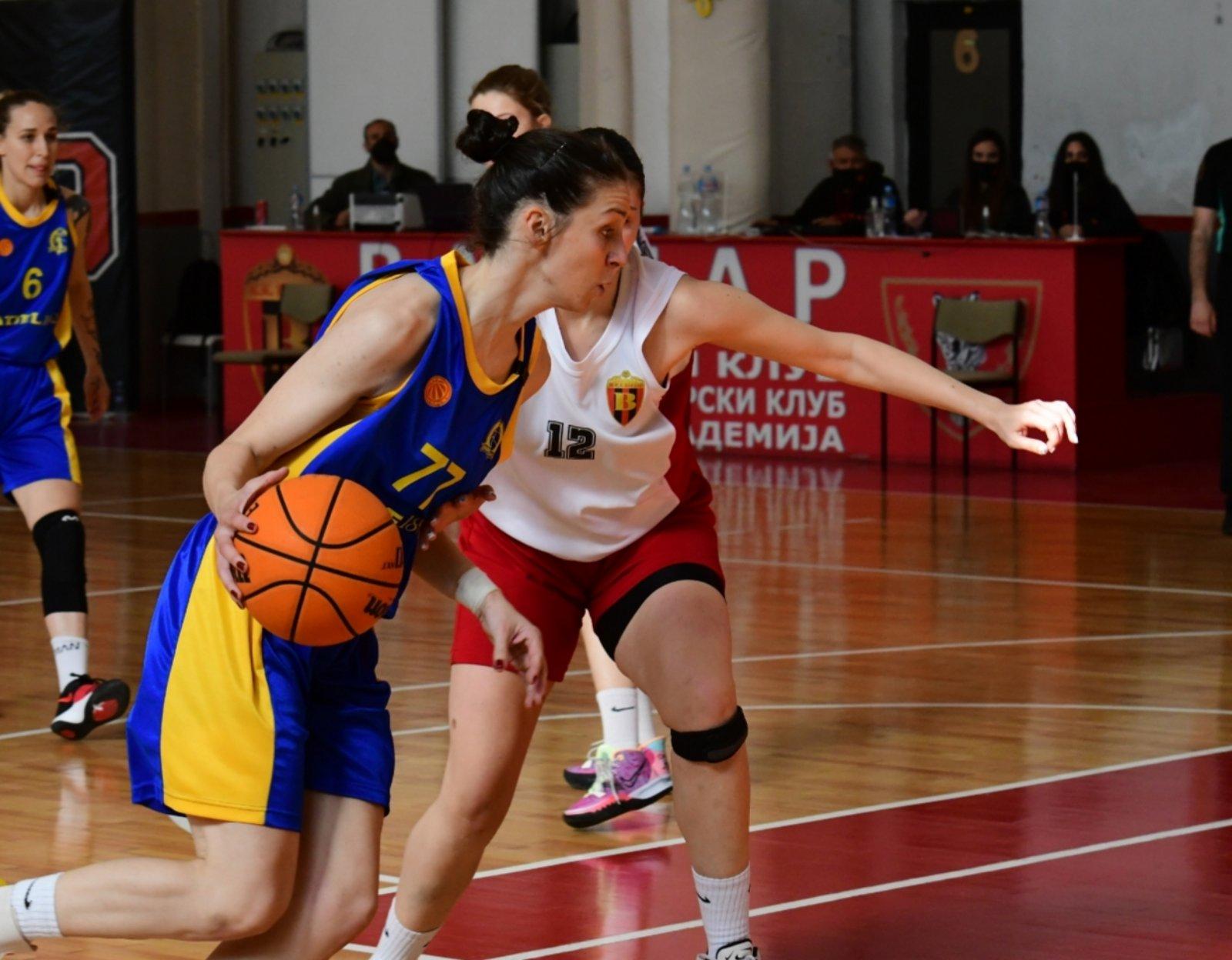 3.КОЛО ОД СУПЕРЛИГА-ЖЕНИ: Бадел 1862 е најдобрата екипа во овој момент во македонската женска кошарка!