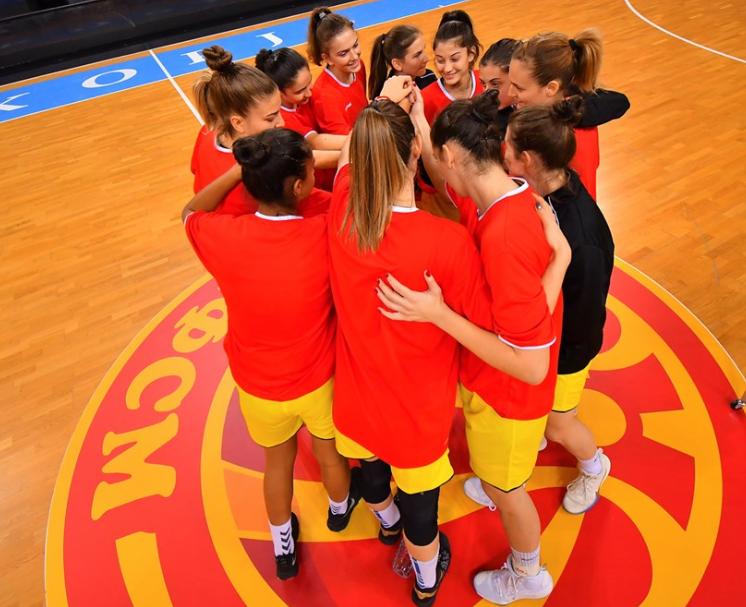 Проект за развој на женската кошарка: Менторирање на тренери што работат со млади категории на кошаркарки