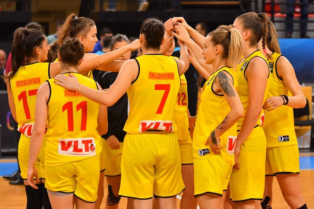 """ФИБА Европа одлучи: И квалификациите за женскиот Евробаскет ќе продолжат во формат на """"балони"""""""
