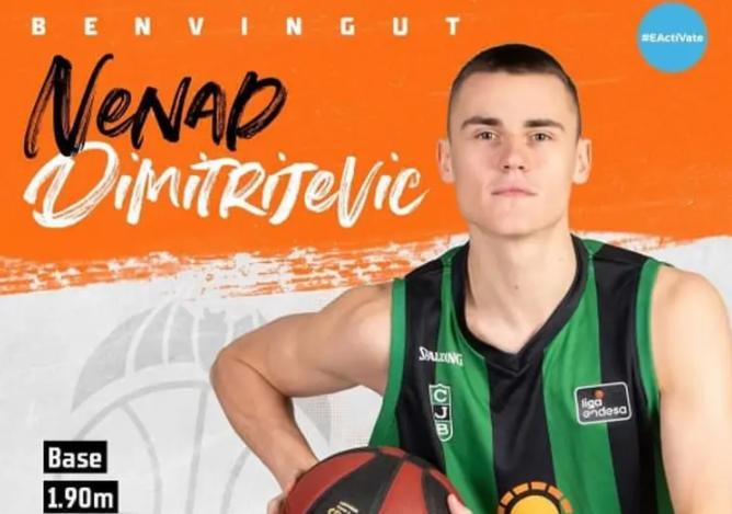 Најавено-реализирано: Ненад Димитријевиќ четири години во Валенсија!