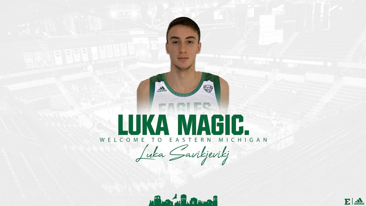 Источен Мичиген го претстави Лука Савиќевиќ!