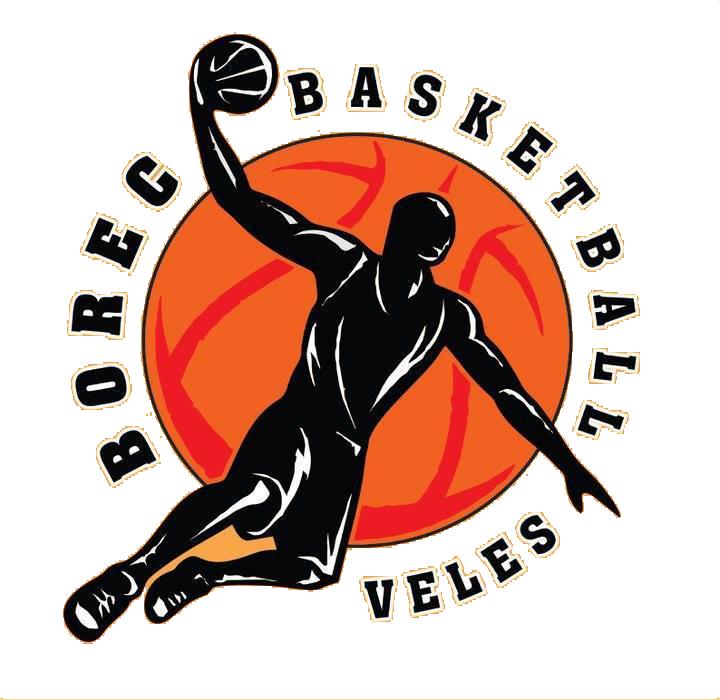 Борец Баскет Лого