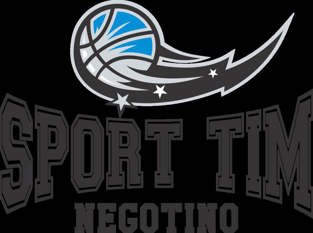 Спорт Тим Неготино Лого