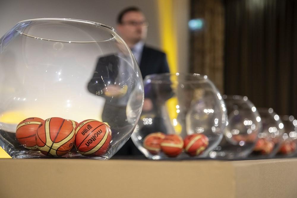 Познати натпреварувачките групи во ФИБА Евро Купот