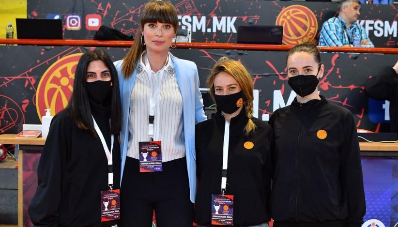 Значаен ден за дамите во македонската кошарка