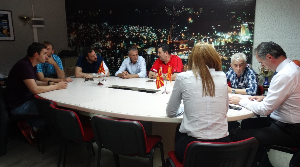 Шкупи организатор на завршницата од првенството во М18 (мажи)