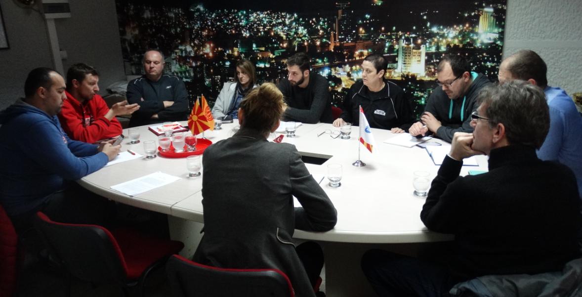 Одржан состанок со сите селектори на младинските репрезентации