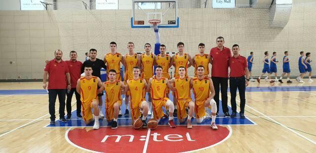Две победи за јуниорите на турнирот во Скопје