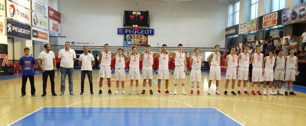 Убедлива победа на кадетите против Бугарија