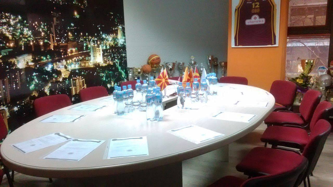 Управниот одбор при МКФ закажува редовна седница