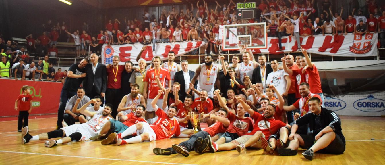 КК Работнички ја освои 15. шампионска титула