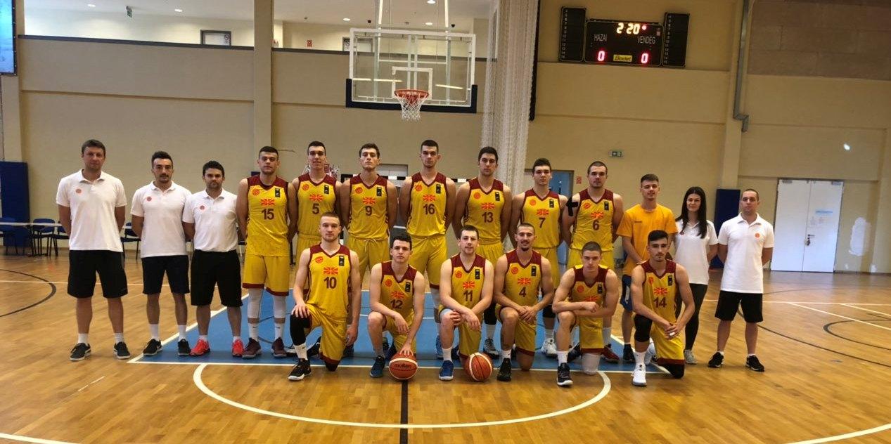 Младинците со две победи се враќаат од Унгарија и од Бугарија