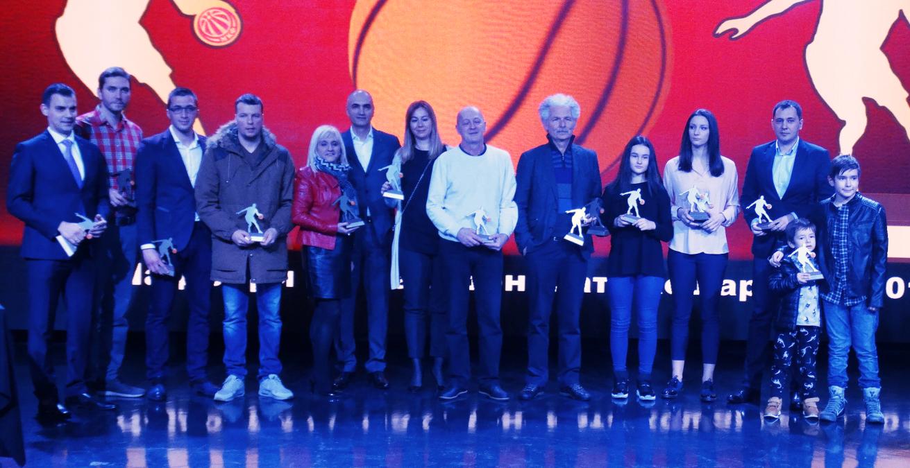 МКФ ќе ги награди најдобрите за 2017 година на 25. декември