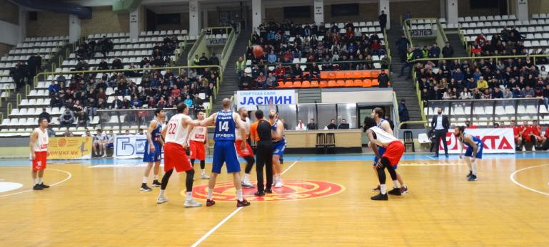 МЗТ Скопје Аеродром против Работнички во Куп-финалето