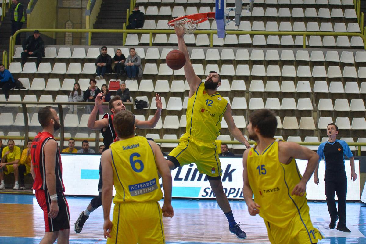Карпош соколи е првиот патник во полуфиналето на ЛИМАК Купот на РМ