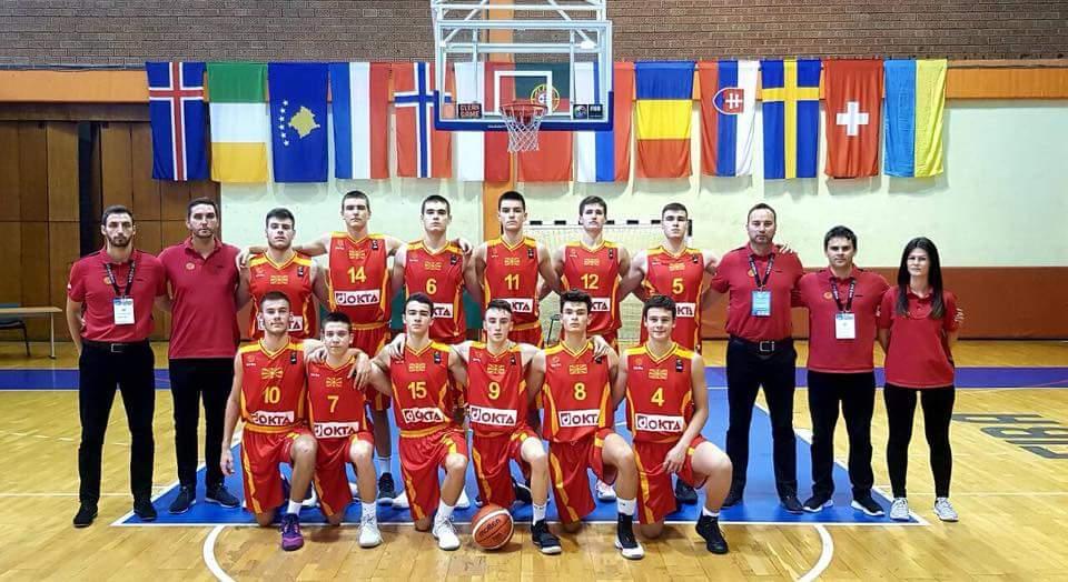 Прием на кадетската репрезентација во просториите на МКФ