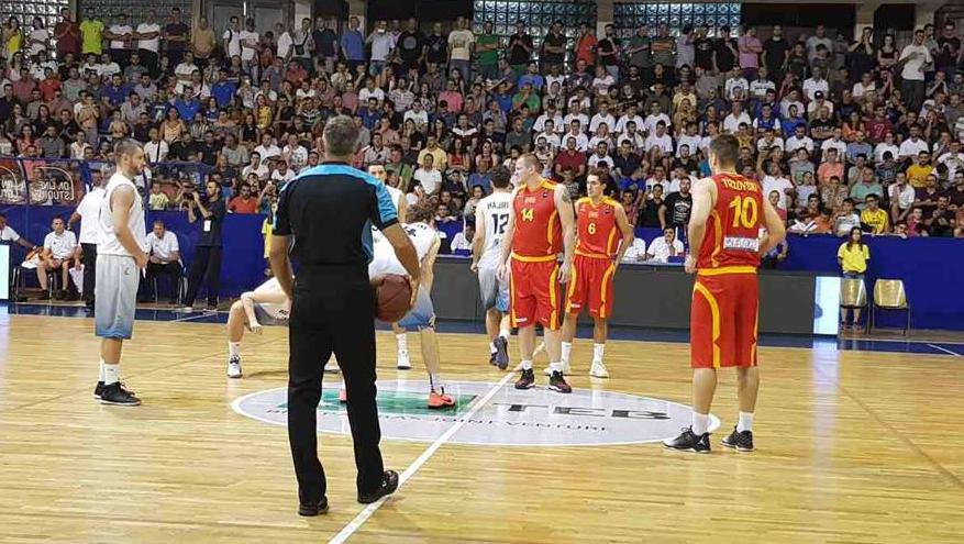 Пораз од Косово на првиот натпревар од претквалификациите за СП2019
