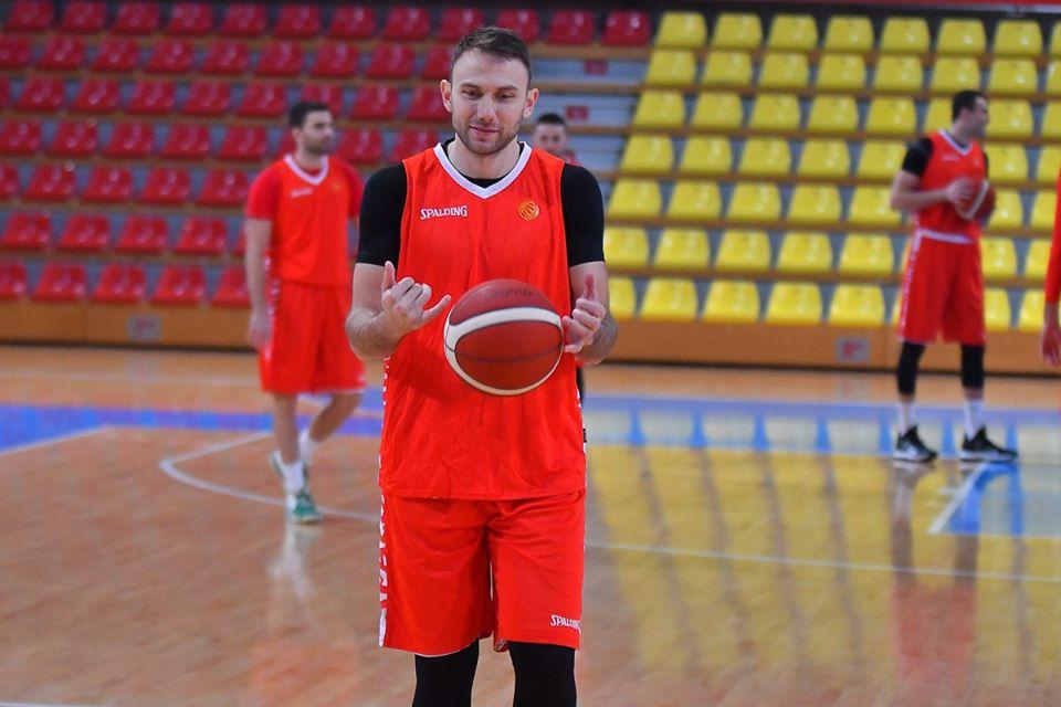 Селекторот Александар Тодоров е уверен во својата одлука: Верувам во Симоновски!