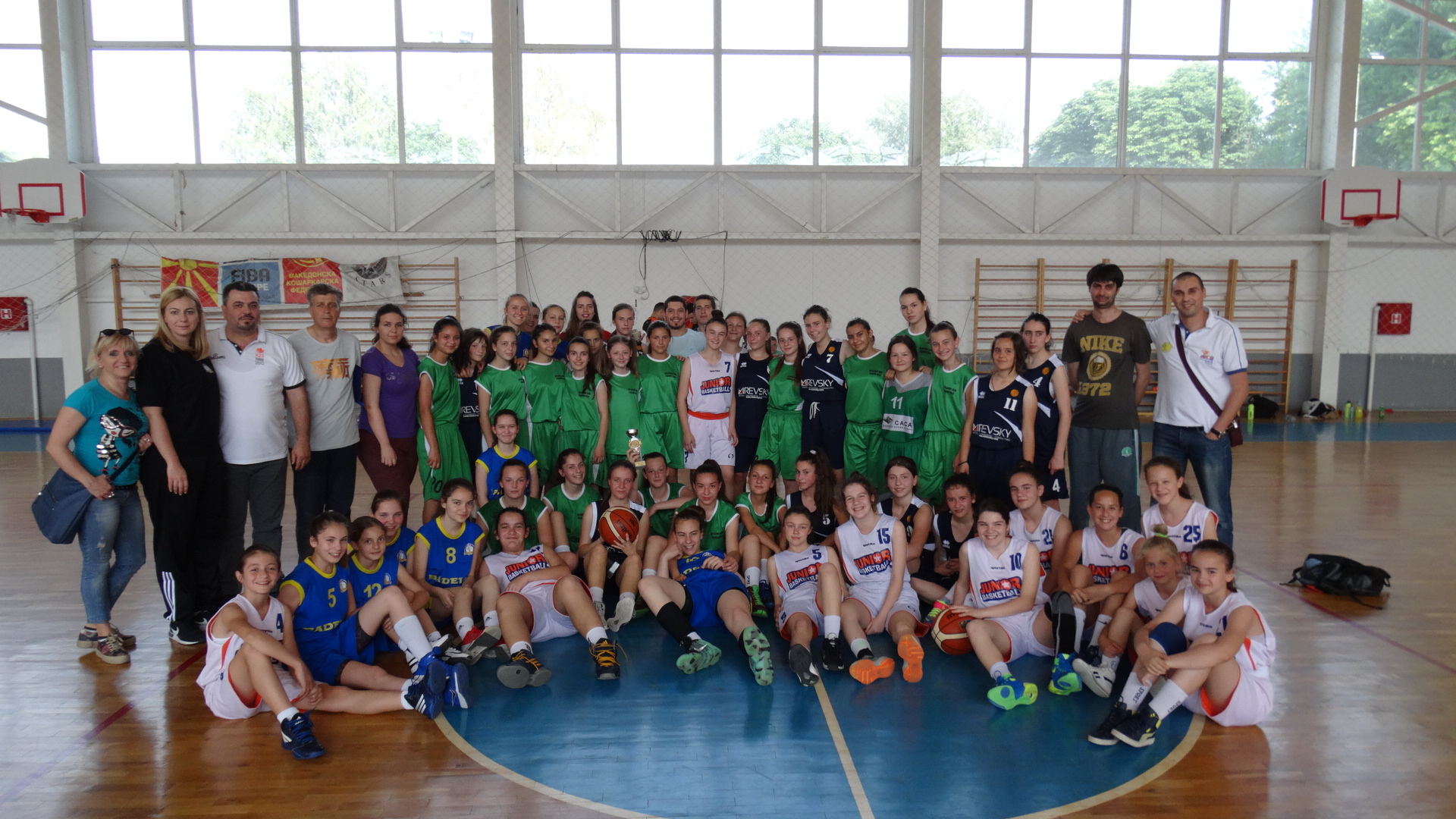 МКФ организира турнир за девојчиња до 14 години и помлади