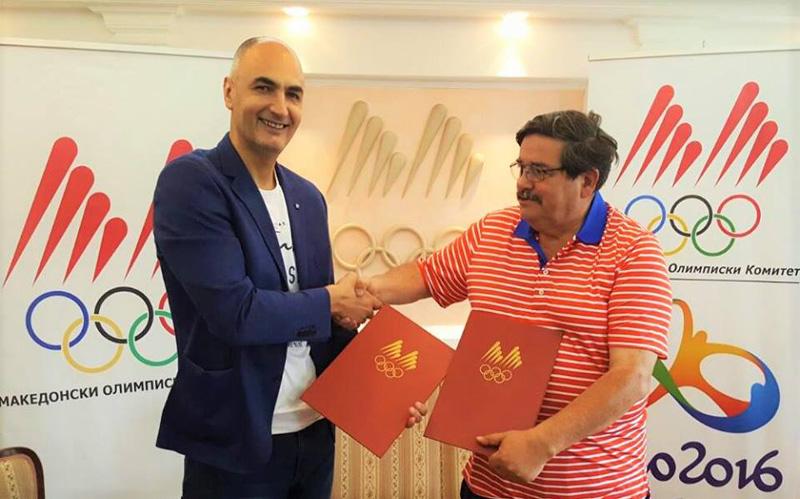 Нова насока во соработката помеѓу МОК и МКФ