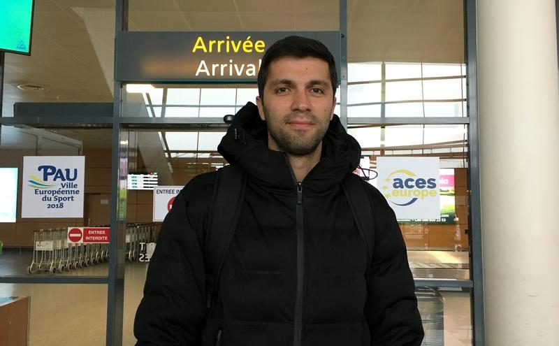 ОД ВЧЕРА И ОФИЦИЈАЛНО: Војдан Стојановски е новото лице во Гравелин (ВИДЕО)
