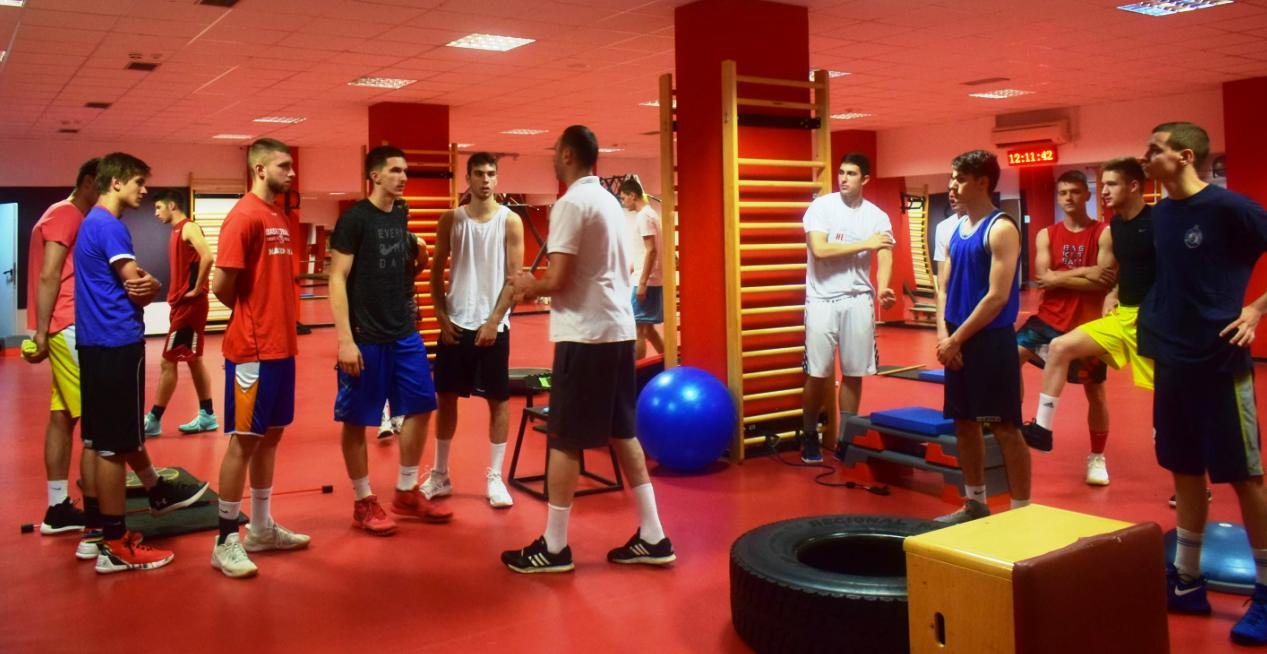 Јуниорските репрезентативци со пријателски натпревари против Турција