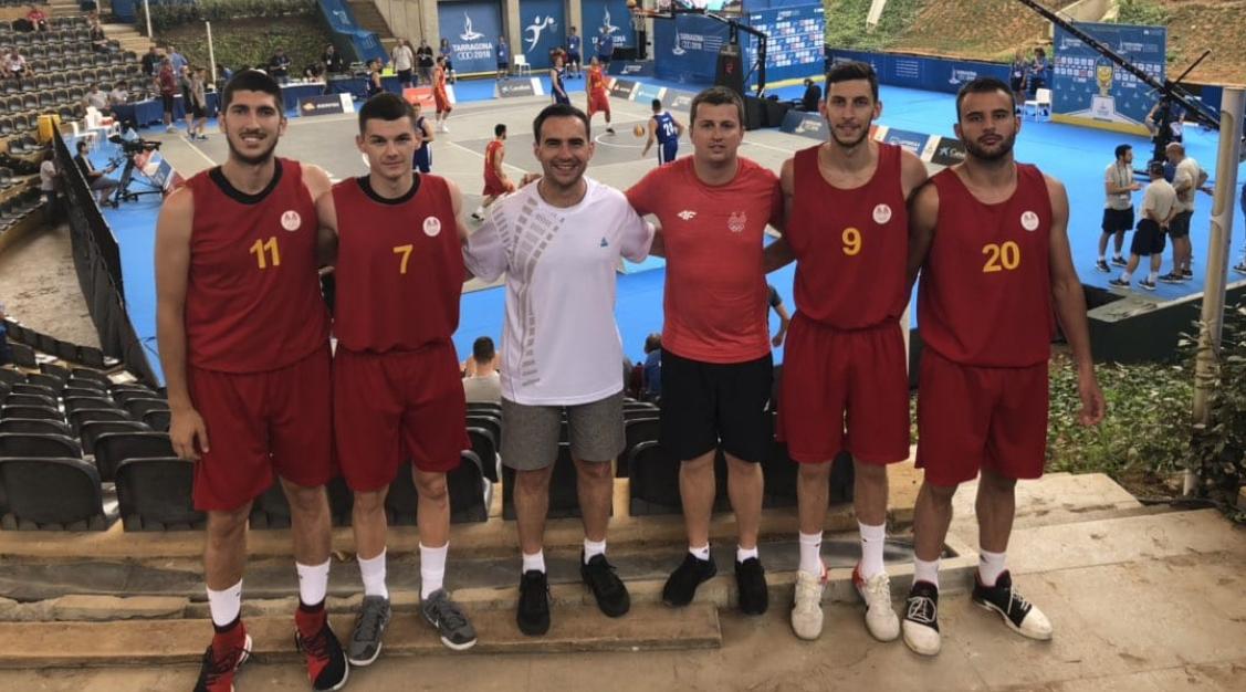 Баскетџиите завршија како осмопласирани на Медитеранските Игри
