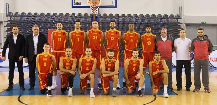 Сениорите со победа над Словачка ги стартуваа претквалификациите за Евробаскет 2021
