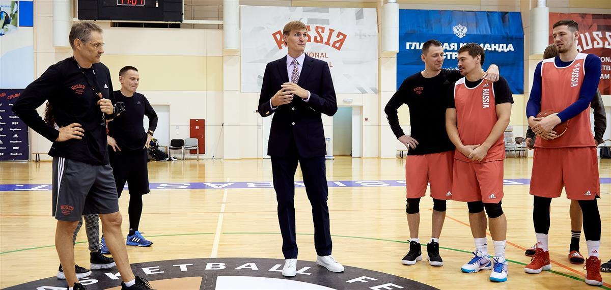 Андреј Кириленко за Македонија: Тоа е типична ју-школа на кошарка