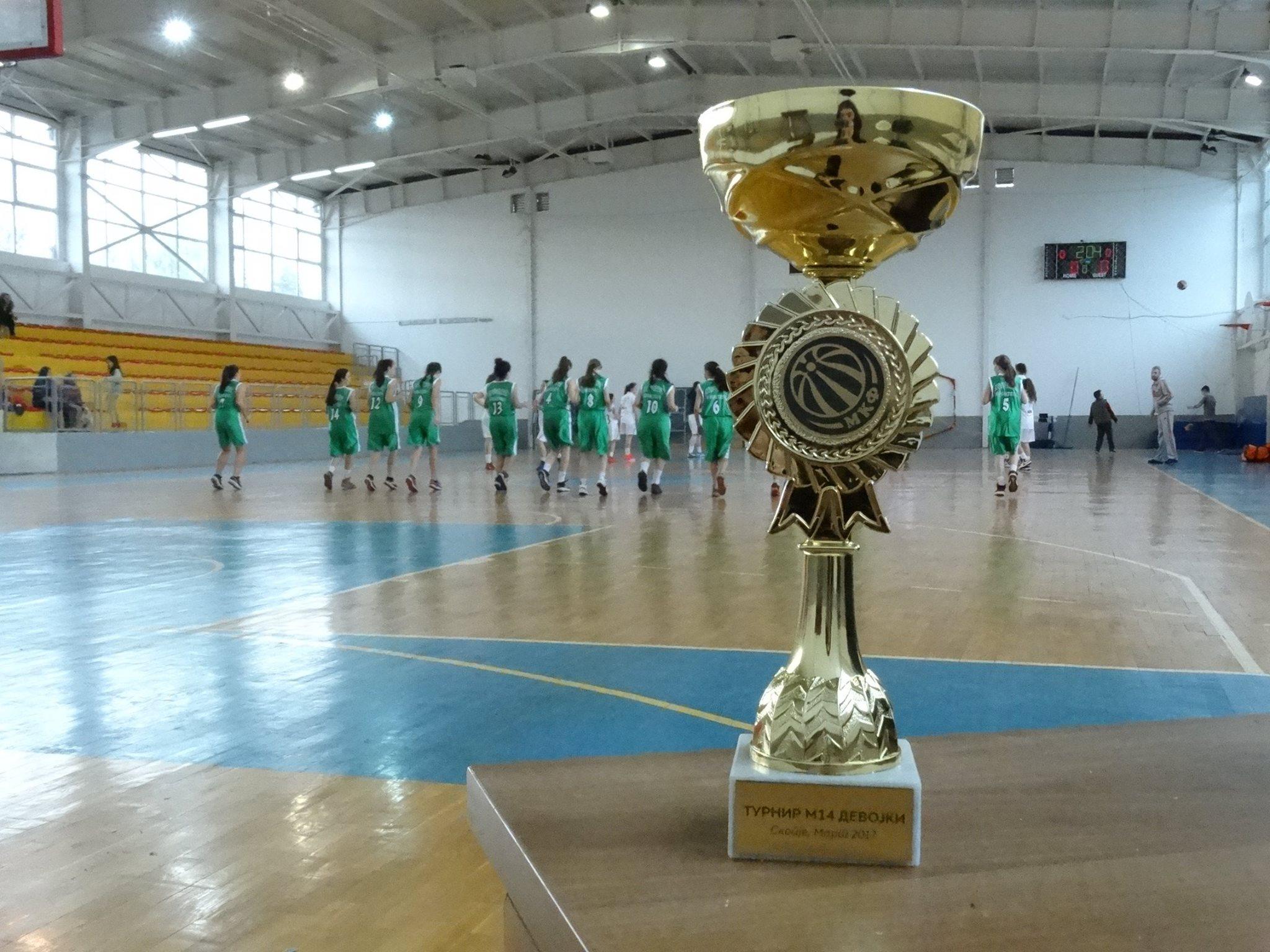 Откажан турнирот за девојчиња до 14 години